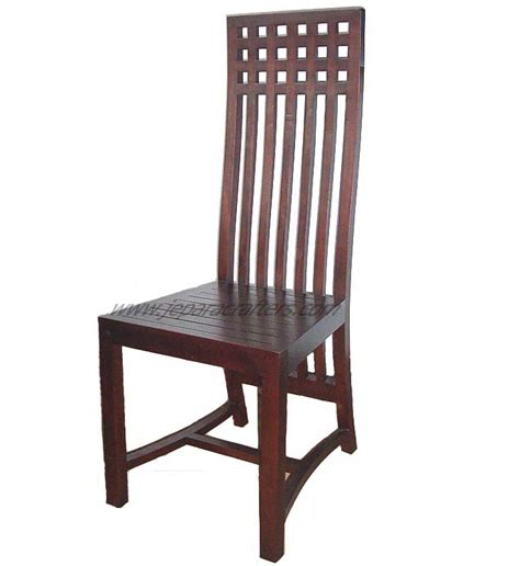 homeofficedecoration teak dining chairs indoor