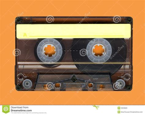 Old Cassette Tape Royalty Free Stock Images  Image 3003829
