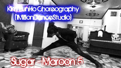 Maroon Sugar Dance Cover Milliondancestudio Kim