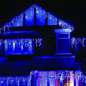 Guirlande Lumineuse Led Exterieur : buy blue led christmas lights guirlande ~ Melissatoandfro.com Idées de Décoration