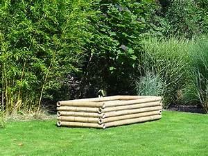 Bac Rectangulaire Pour Bambou : bac rectangulaire pour bambou pot exterieur rectangulaire ~ Nature-et-papiers.com Idées de Décoration