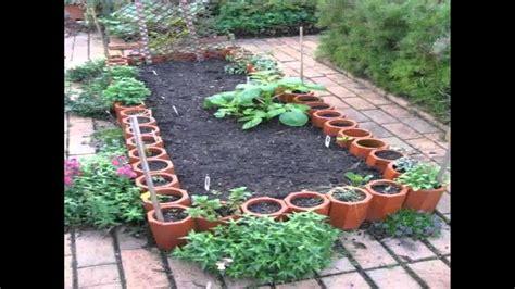 Small Home Vegetable Garden Ideas