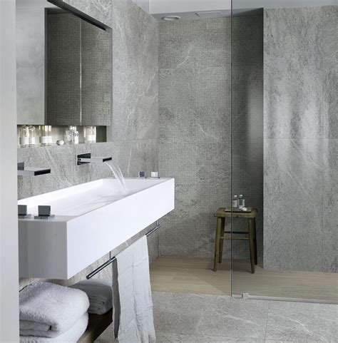 Style Files 10 Bathroom Tile Trends For 2018 Porcelain