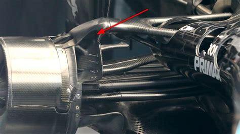 Nel disegno di giorgio piola, pubblicato una decina di giorni fa sul equipe, viene mostrato il complicato passaggio di aria che avviene nella mercedes quando il drs entra in funzione. Mercedes W11 - Page 91 - F1technical.net