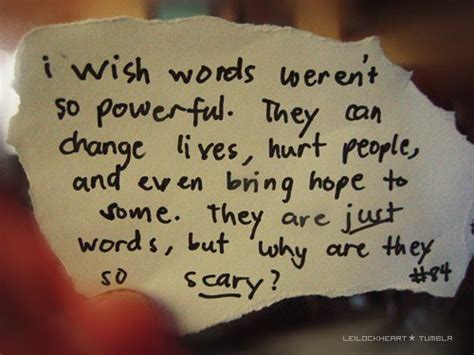 Hurtful Words Quotes 5