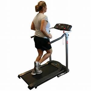 Lifegear U00ae Walking Fitness Electric Treadmill