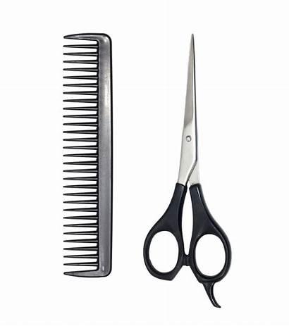 Comb Scissors Clipart Barber Clipground Cliparts