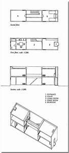 Japanisches Haus Grundriss : azuma house tadao ando home dream pinterest architektur japanische und h uschen ~ Markanthonyermac.com Haus und Dekorationen