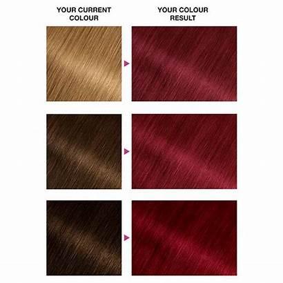 Olia Garnier Dye Vivid Garnet Colour Permanent