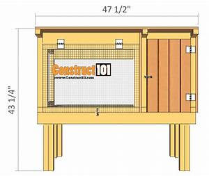 Amazing How To Build A Rabbit Hutch Step By Step With
