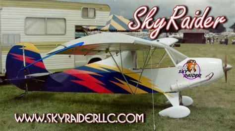 light sport aircraft kits sky raider experimental amateurbuilt light sport aircraft