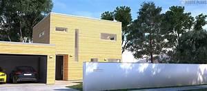 Zen Cube 3 Bedroom   Garage