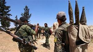 Kurdish forces liberate prison on the outskirts of Raqqa city