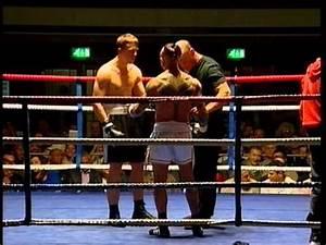 My first Boxing match. Daryl Bestford Vs Rubin. The York ...