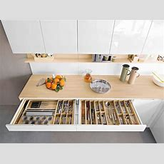 Space Saving Ideas For A Small Kitchen  Living Big In A