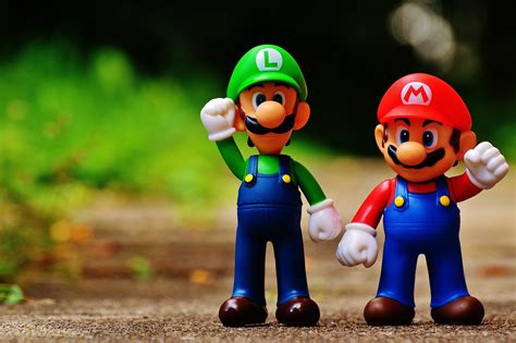 Mario Brothers Cartoons Childrens Wallpaperall