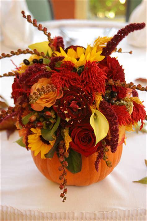 fall arrangements with pumpkins 23 diy autumn centerpieces
