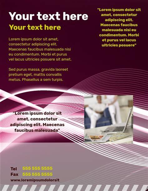 poster  flyer  communication creative center