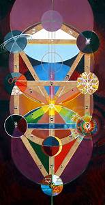 Kabbalah 1989 79 tree of life | janeadamsart