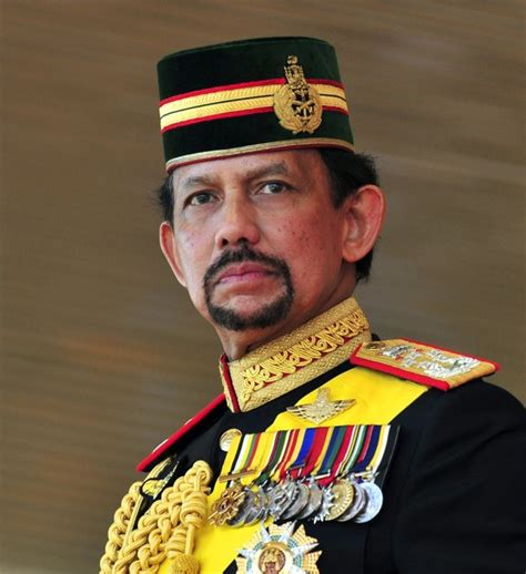 sultan hassanal welcome to brunei darussalam abode of peace