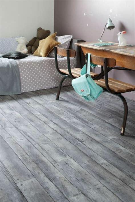chambre parquet gris poser du lino dans votre demeure idées en photos