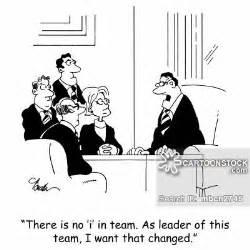 Team Player Cartoon Funnies