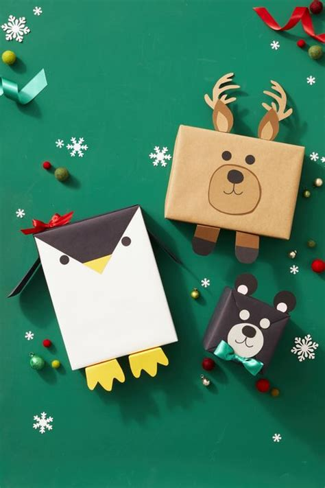 40 Unique Christmas T Wrapping Ideas Diy Holiday