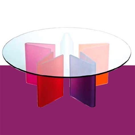 Table Basse Stella Multicolore
