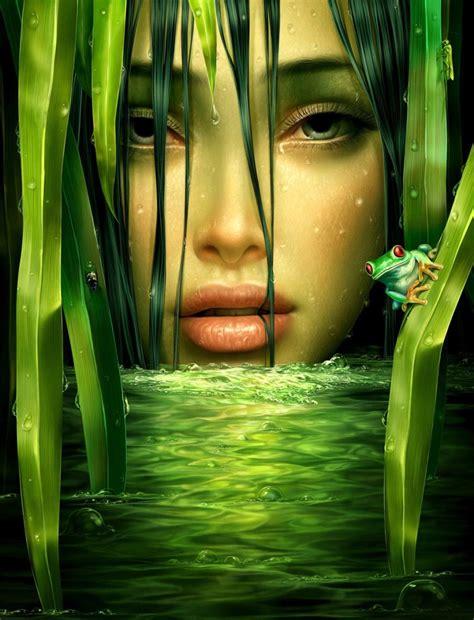 Woman Digital Art Graphics Manipulation 28