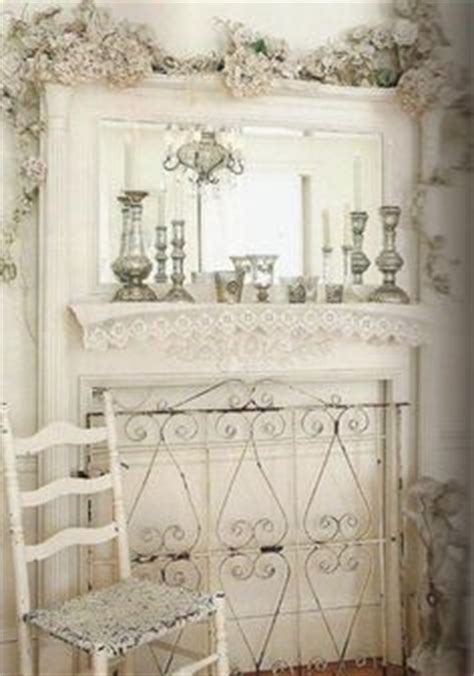 1000+ Images About Fireplace Screen Shabby Style On