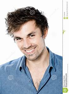 Handsome Man Smiling Royalty Free Stock Image - Image ...