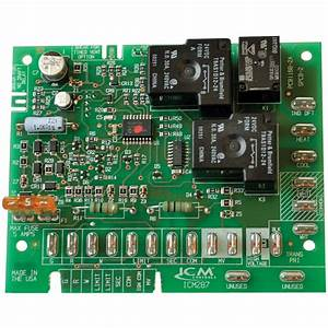 Goodman Furnace Control Board Wiring Diagram   44 Wiring