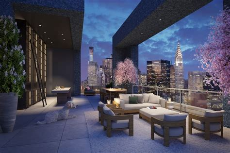 madison avenue penthouse  oda architecture