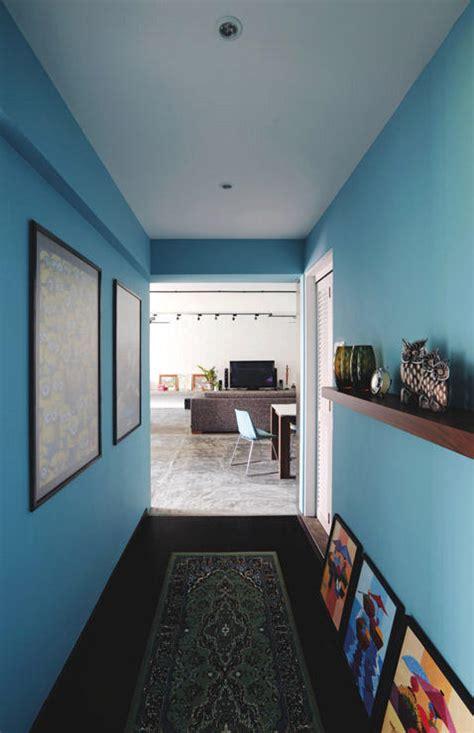 great ways  dress  narrow corridors home decor