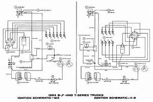 1963 Ford Truck Ignition Wiring Diagram