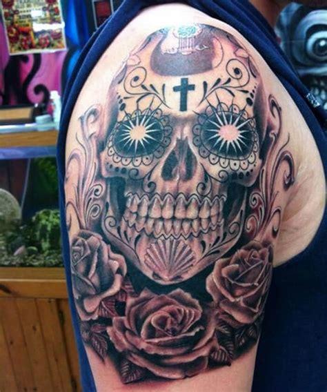 skull tattoos  men improb