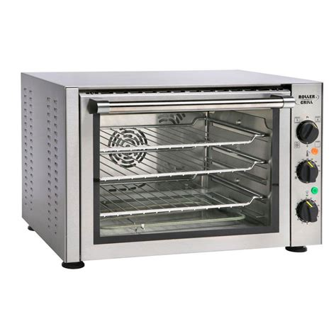 commercial convection oven equipex fc 33 1 quarter size countertop convection oven 120v