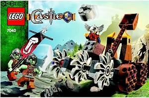 Lego Dwarves Mine Defender Instructions 7040  Castle