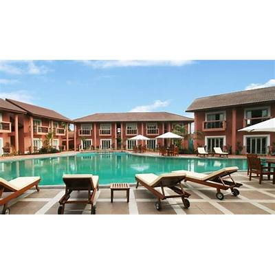 Stayingat Luxury Hotels in Goa at Colva Beach reservations