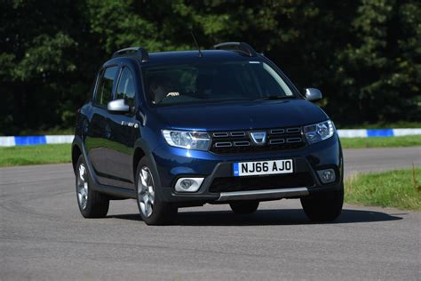 New Dacia Sandero Stepway 2017 Facelift Review Road And
