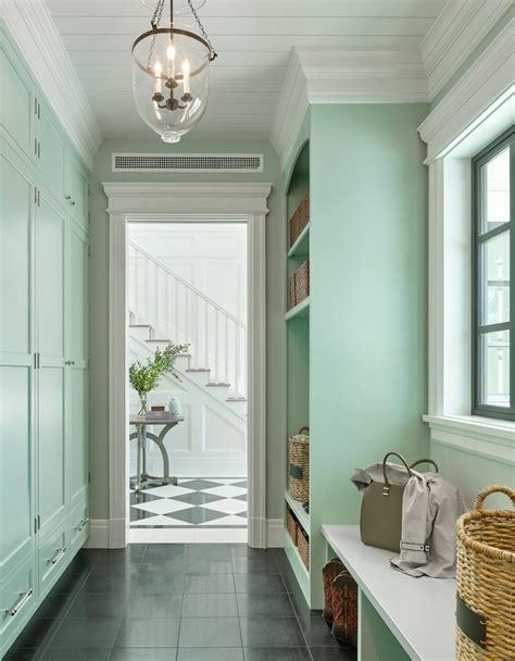 wanted soothing green walls    hospital