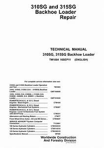 Best 71 John Deere Factory Workshop Service Manuals Images