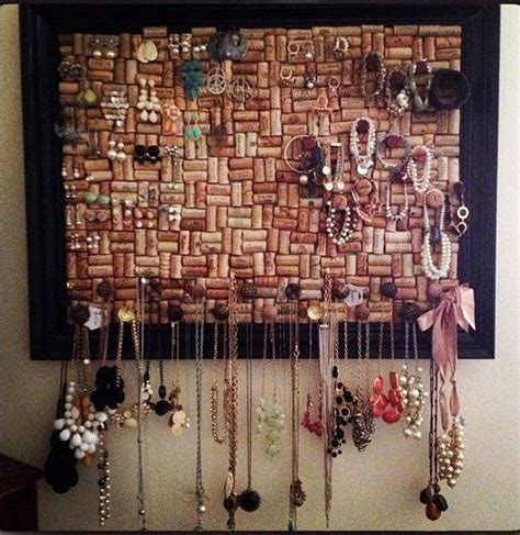 cool wine cork board ideas hative