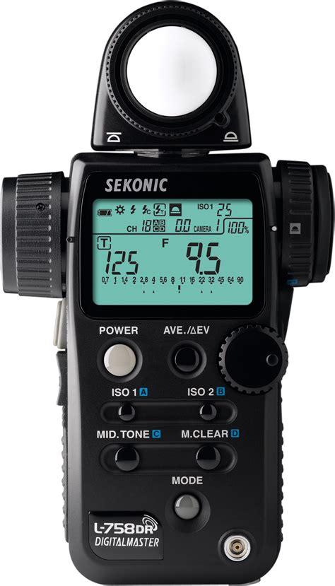 sekonic light meter light meter rent a pro limited