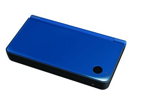 Midnight Blue Nintendo Dsi Xl With Stylus And Charger