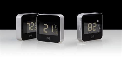 eve degree maeter temperatur och luftfuktighet kompatibel