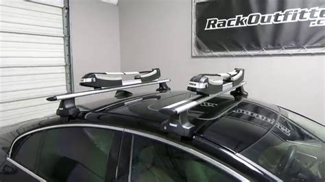 volvo s60 roof rack volvo s60 thule silver aeroblade roof rack with thule 810
