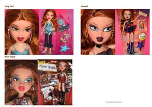 clothes for new years party bratz meygan 2005