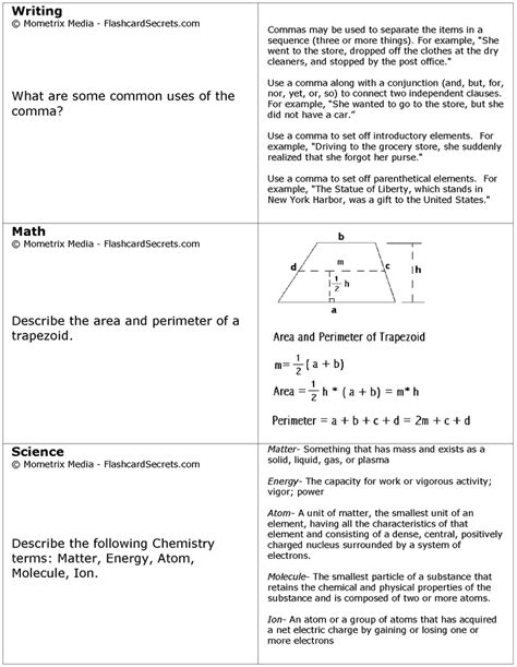 free ged worksheets how to prepare for ged test at home ftempo