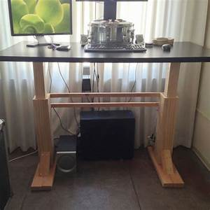 17+ images about DIY standing desk on Pinterest Standing